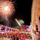 FIRST TIME CRUISERS DCLfireworks