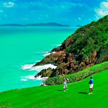 Tee off in the US Virgin Islands